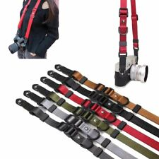 Universal Camera Shoulder Neck Strap Adjustable Belt For Canon Sony Nikon Pentax