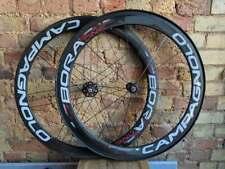 Campagnolo Bora 50 tubular carbon wheels