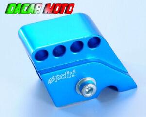 173.0020 Rehausseur Amortisseur POLINI Bleu Vespa 50 Sprint 2T