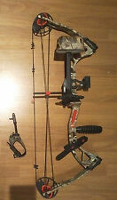 PSE Rally Compound Bow with Accessories
