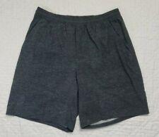 Lululemon Mens Gray Basketball Shorts Size L