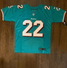Reggie Bush Miami Dolphins Mens On Field Jersey Size 48 Free Ship (M)
