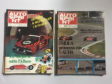 Lotto-Blocco-Stock AUTOSPRINT Annata 1979 10 Pezzi Riviste Lauda Lancia Ferrari