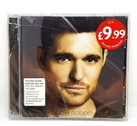 Michael Buble Nobody But Me (CD) - SLIGHTLY CRACKED CASE