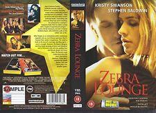 Zebra Lounge, Kristy Swanson Video Promo Sample Sleeve/Cover #11121
