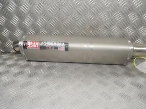 YOSHIMURA Tri Oval Exhaust Silencer Muffler End Can