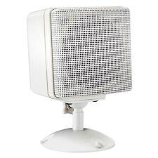 Magnadyne Linear Series LS4W-PAIR Satellite Cube Speaker w/ Swivel Wall Mount WT