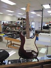 Fender Stratocaster Bordeaux Metallic Electric