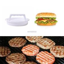 Hamburger Meat Pie Pressing Modeling Hamburger Template DIY Mold Tool ER99 01