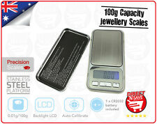 Portable Mini LCD Digital Weight Electronic Pocket Jewellery Scales SCP-IPOD