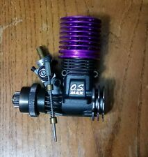 Vintage RC Nitro OS MAX 12CV Nitro Engine - New