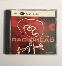 RADIOHEAD HIGH & AND DRY CD SINGLE 1996 5 SONGS (H11)