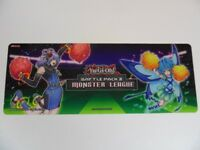 YUGIOH! Battle Pack 3 Monster League Playmat x1