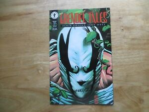 1993 GRENDEL TALES, FOUR DEVILS, ONE HELL # 1 SIGNED BY MATT WAGNER, WITH POA