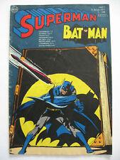 Superman Heft 1, 9. Januar 1971, Ehapa Verlag, Zustand 2-3