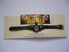 Vintage 1966 Batman Official Directional Finder Wrist Compass DC Comics