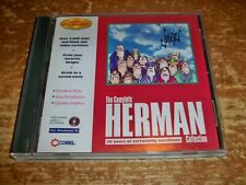Vintage Software -- The Complete Herman Collection -- PC CD -- 20 Years