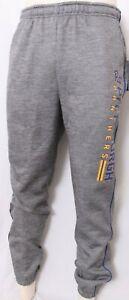 NEW Pittsburgh Pitt Panthers Colosseum Legendaddy Gray Sweatpants Men's L
