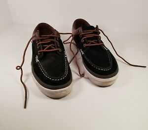 Vans Off The Wall Girl's Moccasin Sneakers