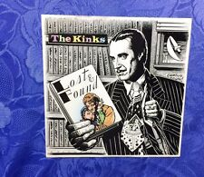 """THE KINKS (7"""") LOST & FOUND / KILLING TIME [1987 GERMAN METRONOME 45 PS *DAVIES]"""