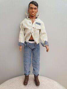 JLS - Boy Band Fashion Doll - Aston