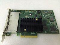LSI 9201-16e 6Gbps 16-lane external SAS HBA P20 IT Mode ZFS FreeNAS unRAID