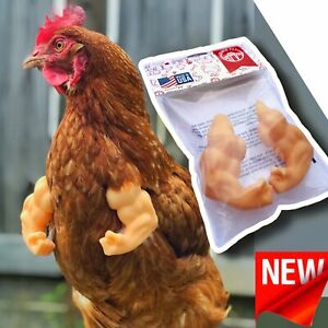Original Chicken Fist Arms Gag Gift Arms for chicken to wear Fist Arms Meme