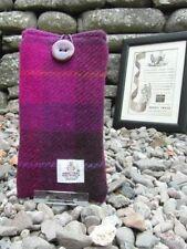 Harris Tweed Case Cover Sleeve iPhone Samsung LG HTC Sony Motorola -All models-