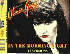 OLIVIA GRAY - In the morning light (REMIXES) CDM 12TR Europop Synth-Pop 1997