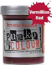 Jerome Russell Punky Color Semi Permanent Hair Dye 100mL Vermillion Red
