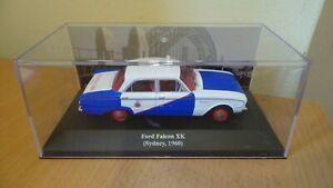 FORD FALCON XK 1:43 (SYDNEY 1960) CAB BOXED