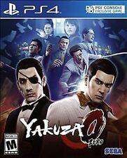 Yakuza 0 Zero For PlayStation 4 PS4 Sega Majima Rpg Jrpg Japanese