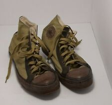 Converse All Star vintage Distressed Size 9  1V248