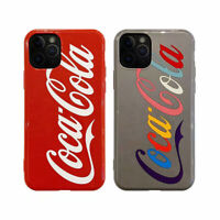 Phone Case Cover Protector For iPhone 11 X XS Max XR 6 7 8 Plus Coca Cola New