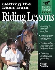 Getting the Most from Riding Lessons by Mike Smith (1998, Paperback)