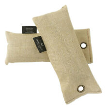 Air Purifying Bag Activated Bamboo Charcoal Absorber Freshener Deodorizer-Beige