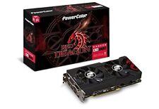 PowerColor Red Dragon Radeon RX 570 AXRX 570 4GBD5-3DHD/OC Graphics Card