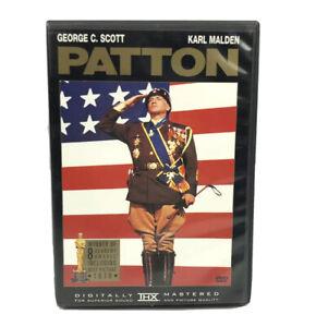 Patton DVD Region 1 DVD