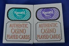 New ListingHarrah's Casino Playing Cards