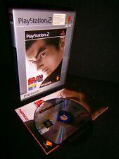 TEKKEN TAG TOURNAMENT Sony PS2 PlayStation Play Station (versión PAL España)