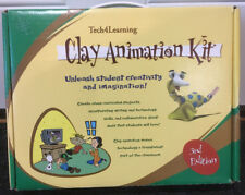 Tech4Learning Clay Animation Kit 3rd Edition Brand NEW Never Opened Near Mint