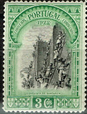 Portugal Battle of Santarem Asseiceira stamp 1928 MLH