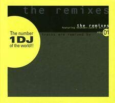 Tiesto - The Remixes Vol. 1 (CD)
