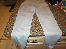 Russell Athletic Youth Baseball Pants - Gray - Youth Large