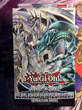 Yu-Gi-OH SAGA OF BLUE-EYES WHITE DRAGON  STRUCTURE DECK NEU/OVP 2.AUFL ENGLISCH