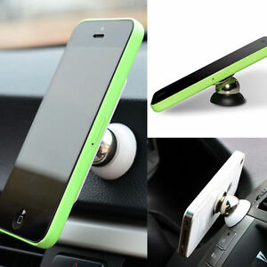 Universal Magnetic Mobile Phone Car Dash Holder Mount For iPhone Galaxy Sat nav