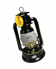 Dietz #90 D-lite Oil Burning Lantern Black and Gold 2day Delivery