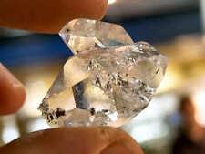 Quartz diamant Herkimer géante      68kr  30,81mm