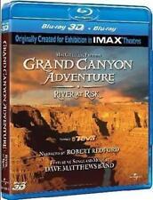 Blu Ray L'AVVENTURA DEL GRAND CANYON 3D (2008) ***Blu Ray 3D + Blu Ray***. NUOVO