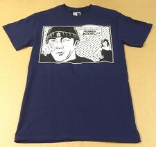 Modelo Raro Hubba SKATEBOARDS SKATE USA pantalla Printed T-Shirt-para Hombres Talla Pequeña